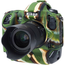 easyCover Nikon D4S EA-ECND4SC Camera Protective Case Camoflauge Silicone