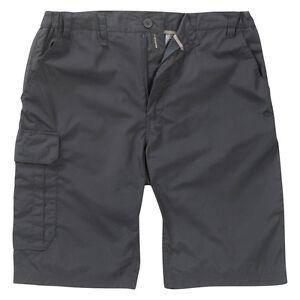 Craghoppers Mens Kiwi Long Shorts Security zipped pockets