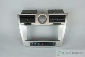 2007-2010 Chrysler Sebring Radio Climate Combo Trim Bezel Heated Seats Switch