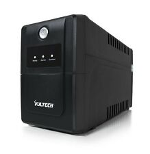 Vultech GRUPPO DI CONTINUITA UPS 1200VA/600W (GS-1200VA) COMPUTER STUDIO CASA
