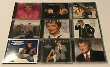 HUGE ROD STEWART LOT OF 9 cds * GREATEST, UNPLUGGED, SONGBOOK  +++++