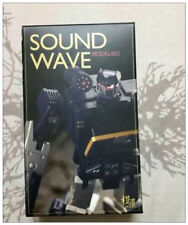 Transformers Model002 Head Upgrade Kit for MP13 Masterpiece Sound Wave In Stock