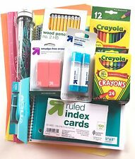 Sixth to Eighth Grade Back to School Supplies 15 Piece Bundle Students Teachers