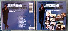 JAMES BOND - 13 ORIGINALE THEMES - 1 CD n.2780