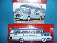 n° 24 ISOBLOC 656 DH année 1956 Autobus et Autocar du Monde Entier 1/43 Neuf