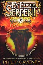 The Eye of the Serpent, Caveney, Philip, Very Good Book