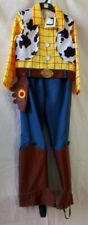 NEW M&S WOODY TOY STORY  KIDS FANCY DRESS COSTUMES SIZES  7/8  AND   5/6