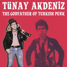 Tunay Akdeniz - The Godfather of Turkish Punk Rock - LP 1975-1978 + Photos Notes