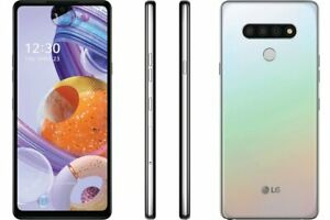 "SPECTRUM LG Stylo 6 LM-Q730QM 64GB 4G LTE 6.8"" Smart 13MP Camera Cell Phone ^^"