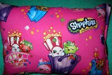 NEW Shopkins Travel Pillow Great Sleep Shopkins Fun Play