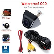 170 Degree Front View Car Camera Forward Cam with No Guide Line Non Mirror Image