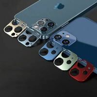 For iphone 12 Pro Pro max Mini Camera Back Cover Alloy Lens Slim Anti-scratch