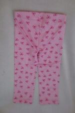 f4cf2c71b Girl Jumping beans Legging Fleece Lined Pink Ribbon Size 18 Months New