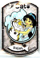Disneyland Paris - My Cat Series - Jasmine & Rajah Pin (Aladdin)