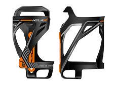 Portabidon Porta Bidon RACEONE KELA Lateral Negro Naranja Bicicleta 6331ngnar