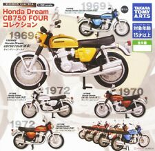 Takara Tomy 1/32 Honda Dream CB750 FOUR Collection / Complete Set of 5 Figures
