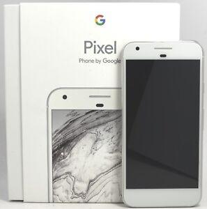 "USED - Google Pixel 32GB (FACTORY UNLOCKED) 5.0"" FHD 4GB Very Silver"