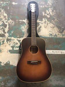 James T Horn USED Guitar Morgan Monroe Acoustic Guitar Creekside MV-45