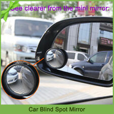 Pair Of Adjustable 42mm x 42mm Blind Spot Mirror Great Wing Mirrors For Bmw