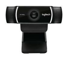 Logitech C922 Pro Stream Webcam - Black