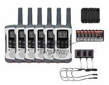 Motorola Talkabout T260 Two-Way Radio / Walkie Talkies Rechargeable 6-PACK