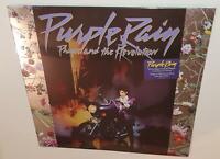 "PRINCE & THE REVOLUTION PURPLE RAIN (2009 REISSUE) BRAND NEW SEALED 12"" VINYL LP"