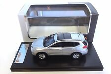 Nissan X-Trail 2014 - Silver - PREMIUM X 1:43 DIECAST MODEL CAR PRD418