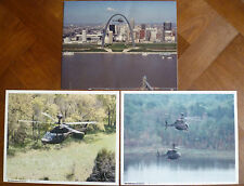 U.S. ARMY OH-58D KIOWA (A.H.I.P.) ~BELL HELICOPTER TEXTRON~3 PHOTOS~A.L.A.T.~