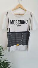 Men's Moschino Tshirt L Logo