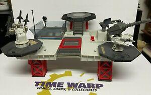 1985 GI Joe Transportable Tactical Battle Platform 100% Complete with Guns Nice!