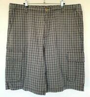 Tommy Bahama Relax Plaid Casual Shorts - Men's Size 38