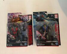 Transformers POTP Deluxe Dinobot Swoop and Slug (aka Slag)