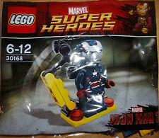 Lego 30168 Iron Man 3 Patriot Super Heroes Polybag Neu Ovp