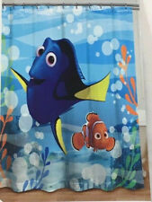 Disney Finding Dory Fabric Shower Curtain - New
