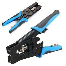 1pc Durable Coax Compression Crimper Tool BNC/RCA/F Crimp Connector RG59/58 F0A5