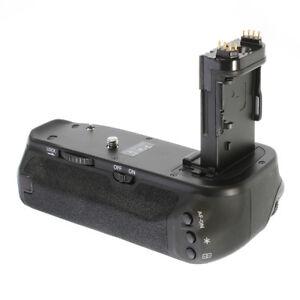 Pro Vertical Power Battery Grip For Canon EOS 6D Mark II 6D2 6DII Camera BG-E21
