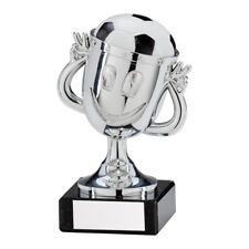 Football Trophy Cup Kids, fun 12 cm with Free Engraving up to 30 Letters