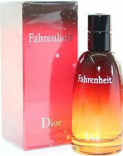 FAHRENHEIT BY CHRISTIAN DIOR 1.7/1.6 OZ EDT SPRAY FOR MEN NEW IN BOX