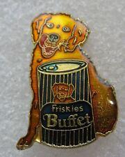 Pin's Alimentation chat et chien FRISKIES Buffet Labrador ! #D3