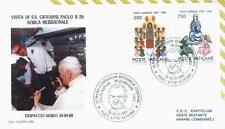 Zimbabwe 1988 Jan Pawel II papież John Paul Pope Papa Papst Giovani Paolo (88/1)