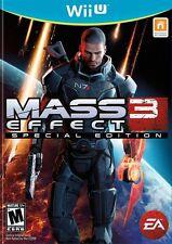 NEW Mass Effect 3 Wii U 2012 NTSC