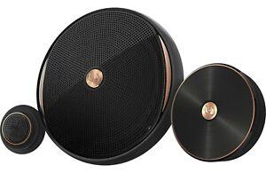 "Infinity Kappa 60CSX 300 Watt 6.5"" 2-Way Car Component Speaker System 6-1/2"""