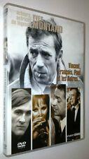 DVD VINCENT, FRANCOIS, PAUL ET LES AUTRES... - YVES MONTAND - 1974