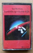 VAN MORRISON - INARTICULATE SPEECH OF THE HEART MERCURY CASSETTE PLAY TESTED EX