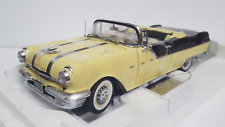 Sun Star Platinum 1:18 1955 Pontiac Star Chief Convertible