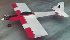 Mystik Ugly Stick Aerobatic Sport Plane Plans, Templates and Instructions 54ws