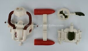 Barnyard Commandos LOT OF ACCESSORIES Vintage WEAPONS PARTS Playmates 1989