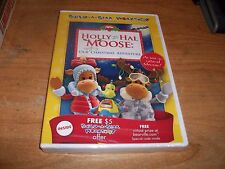 Build A Bear Holly and Hal Moose: Our Uplifting Christmas Adventure (DVD, 2011)