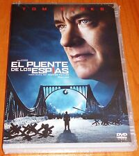 EL PUENTE DE LOS ESPIAS / Bridge of Spies - TOM HANKS - AEREA 2 y 5 Precintada