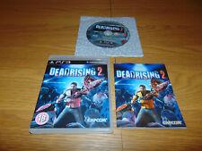 Deadrising Dead Rising 2 (Sony PlayStation 3 PS3 2010)